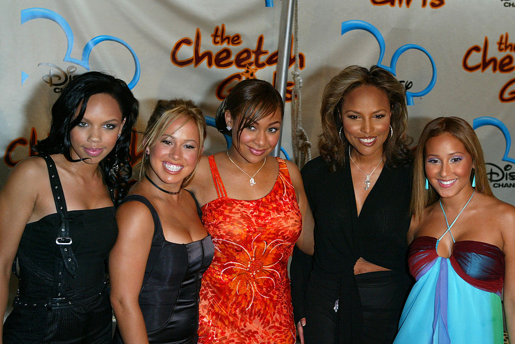 The Cheetah Girls cast