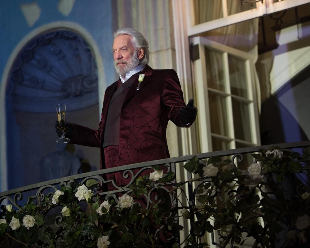 Hunger Games: President Snow