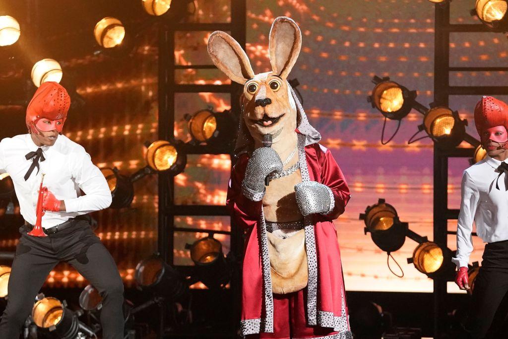 The Masked Singer - The Kangaroo