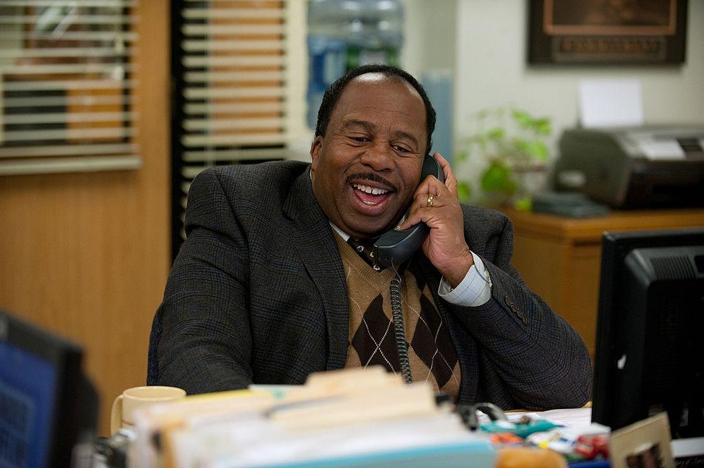 Leslie David Baker as Stanley Hudson on 'The Office'