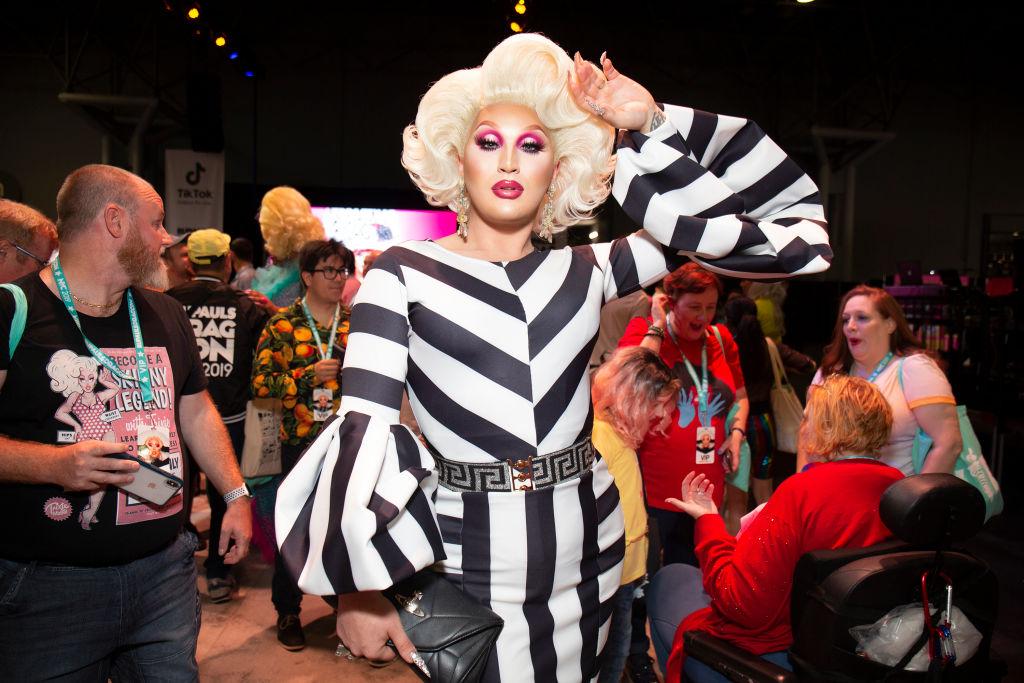 The Vivienne of 'RuPaul's Drag Race UK'