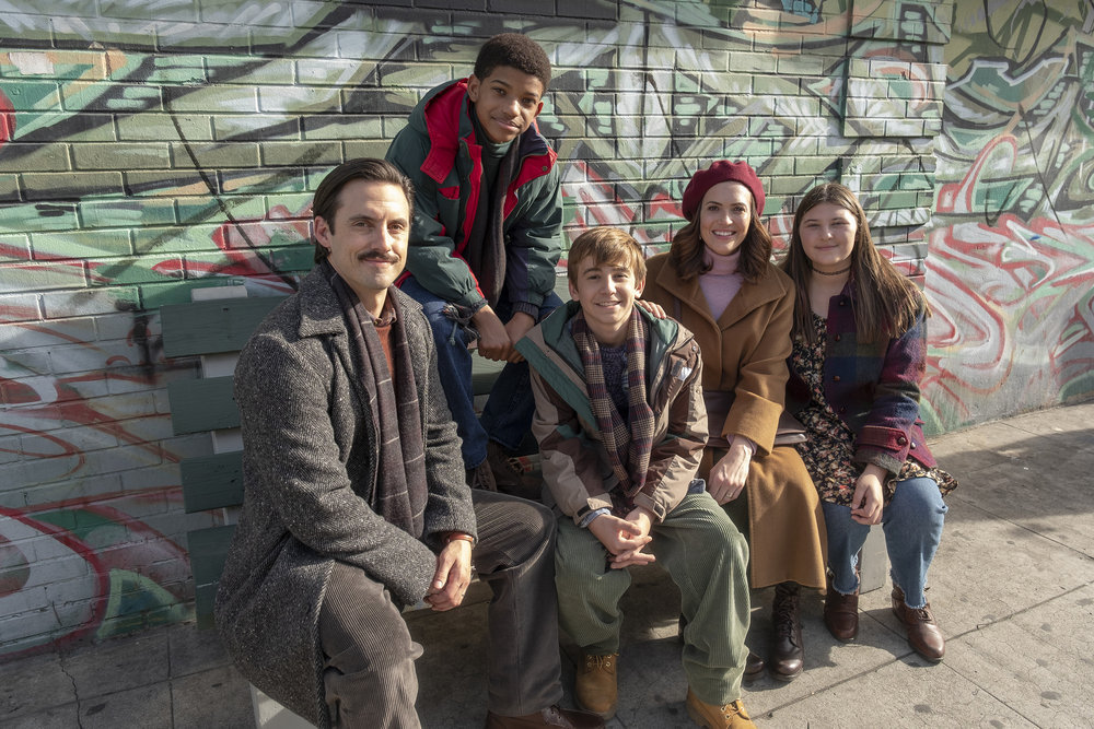 This Is Us: The Pearsons