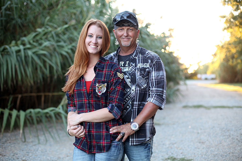 Tiger King stars Jeff and Lauren Lowe