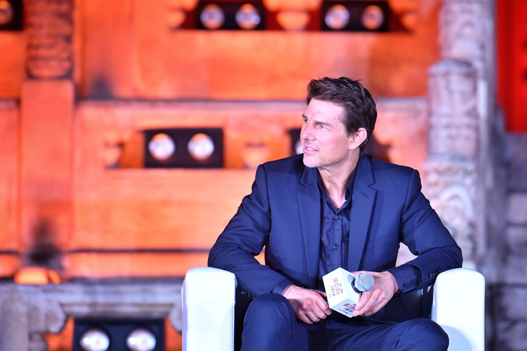 Tom Cruise    Visual China Group via Getty Images