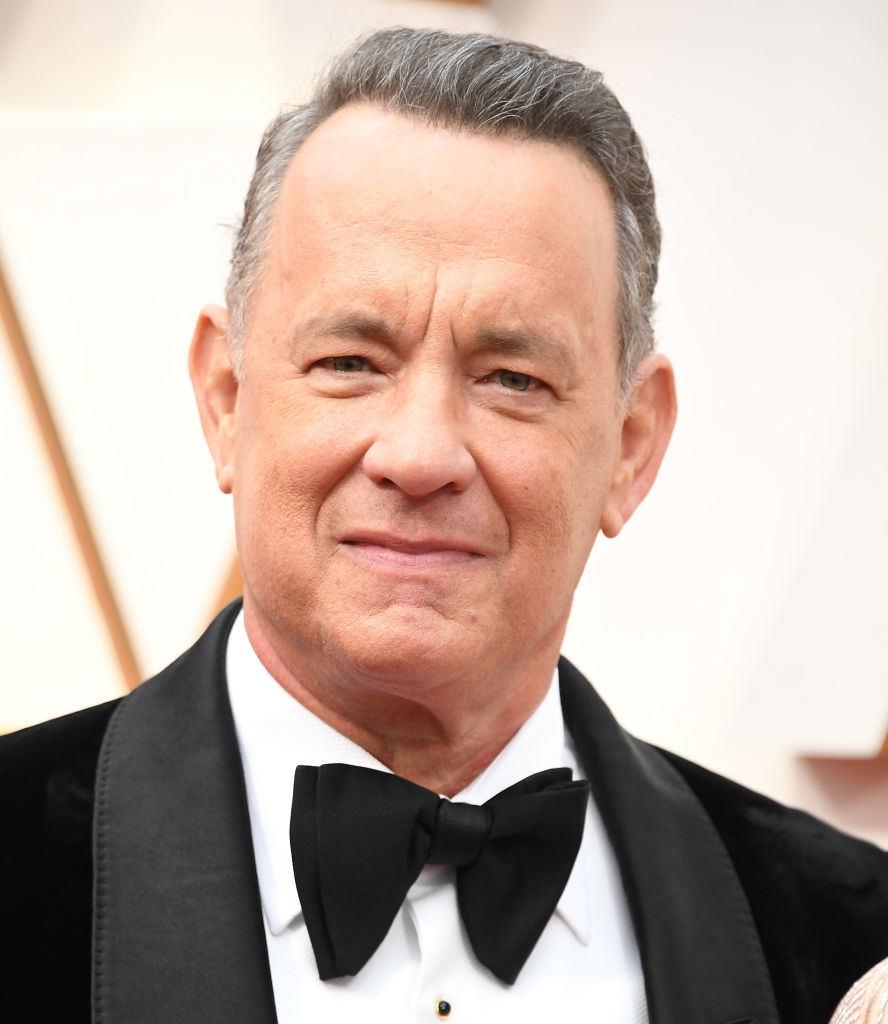 Tom Hanks posts picture of plasma he donated to help fight coronavirus