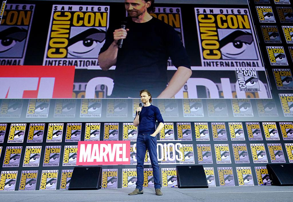 Tom Hiddleston Loki MCU