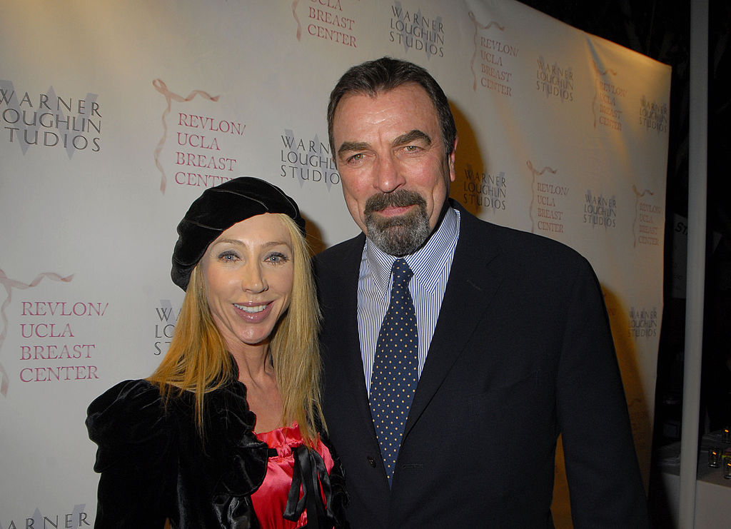 Blue Bloods star Tom Selleck and Jillie Mack