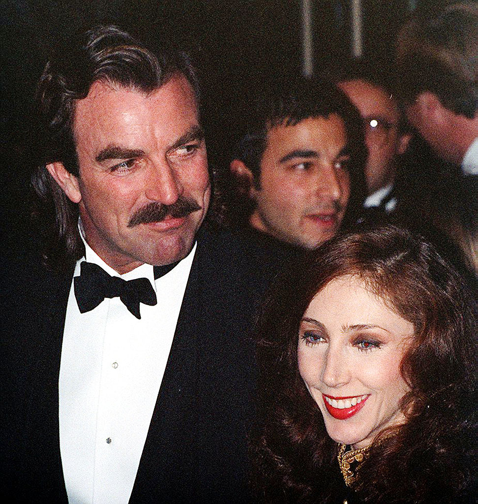 Blue Bloods star Tom Selleck and Jillie Mack