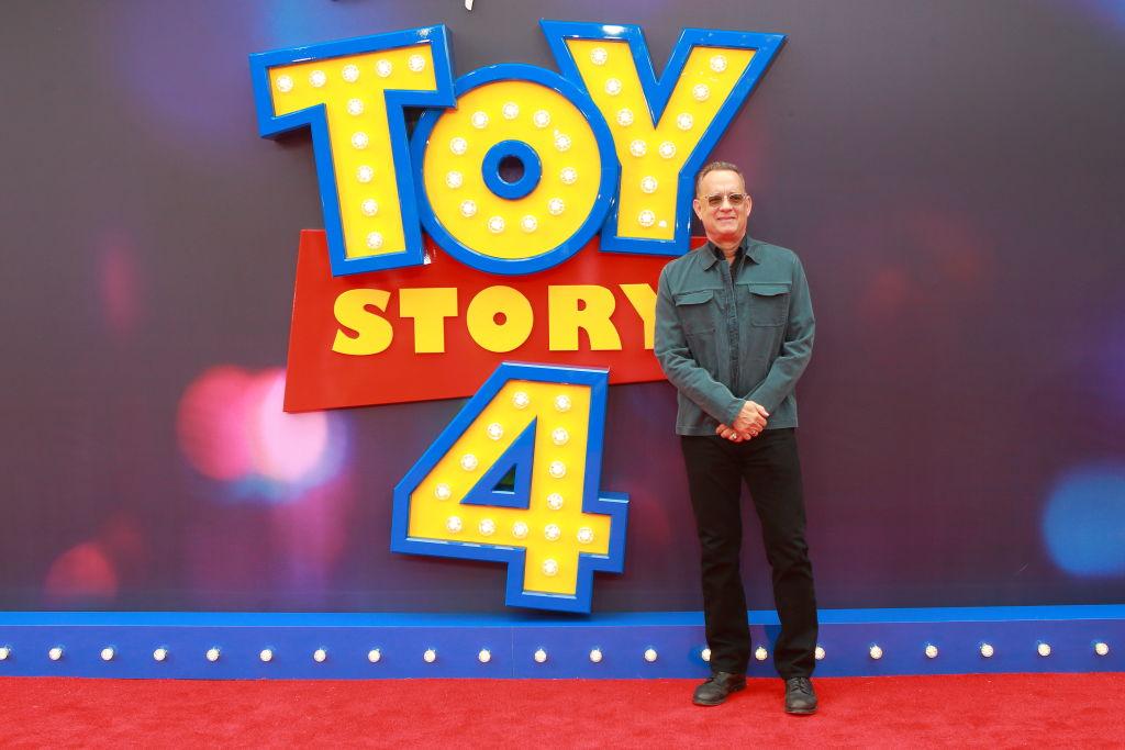 Tom Hanks of 'Toy Story 4'