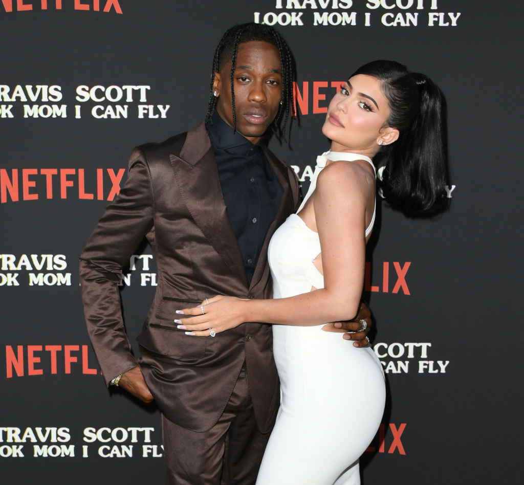 Kylie Jenner and Travis Scott Spent Easter Together in Palm Springs