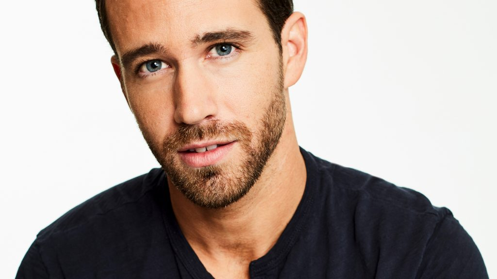 Trevor Holmes from 'The Bachelor: Listen to Your Heart' Cast 2020