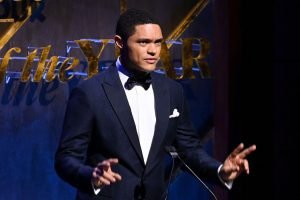 'The Daily Show' Host Trevor Noah Has a Secret Cameo in 'Black Panther'