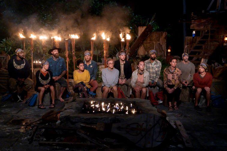 Survivor 40 Tribal Council Episode 8