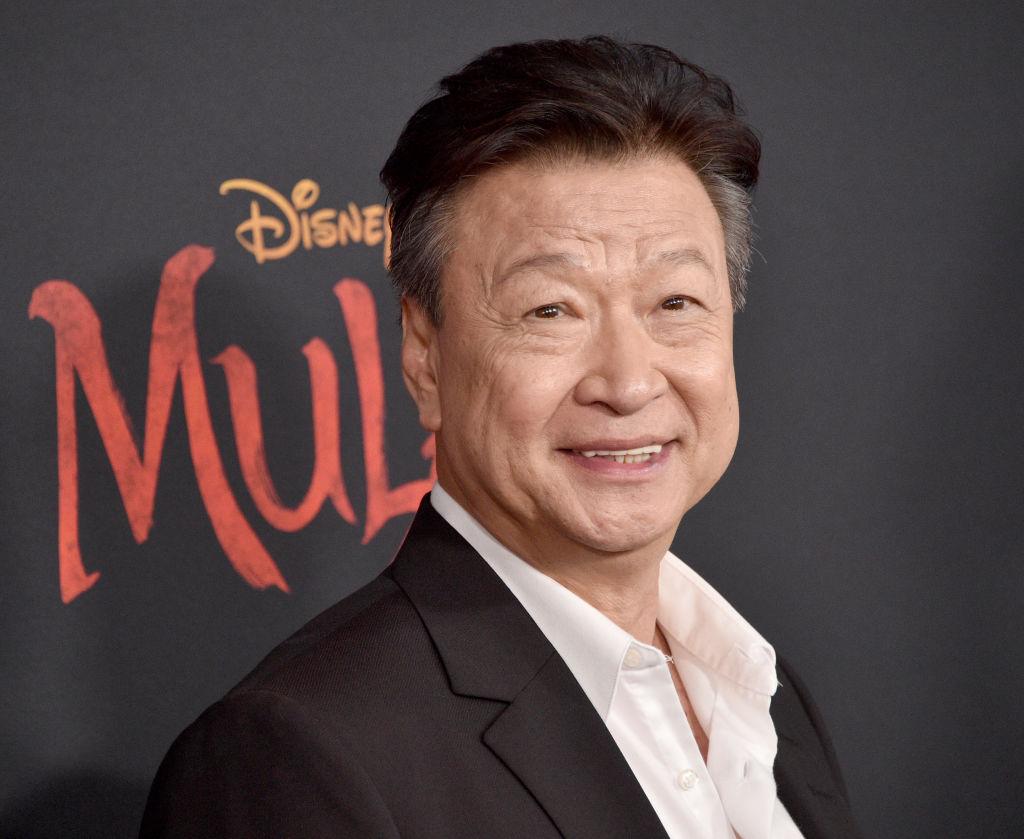 Mulan actor Tzi Ma