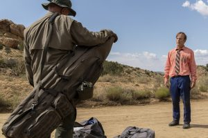 'Better Call Saul': These Two Scenes Made 'Bagman' the 'Single Hardest Thing' Vince Gilligan Has Ever Directed