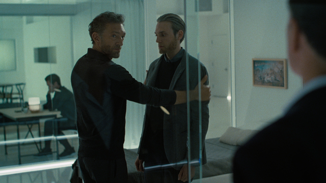 Vincent Cassel and Paul Cooper on 'Westworld'