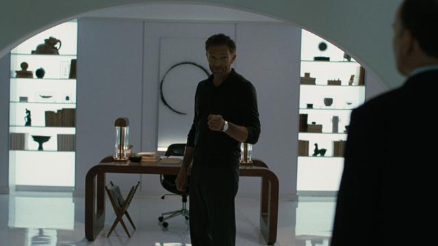 Vincent Cassel on 'Westworld'