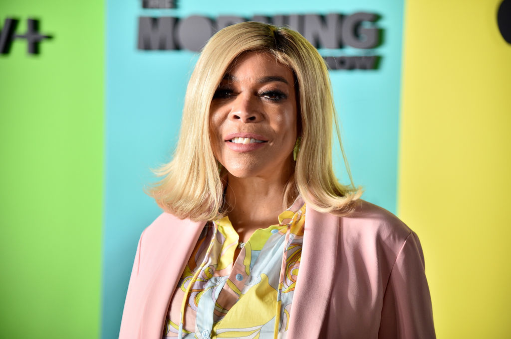 Wendy Williams at an event in October 2019 in New York City
