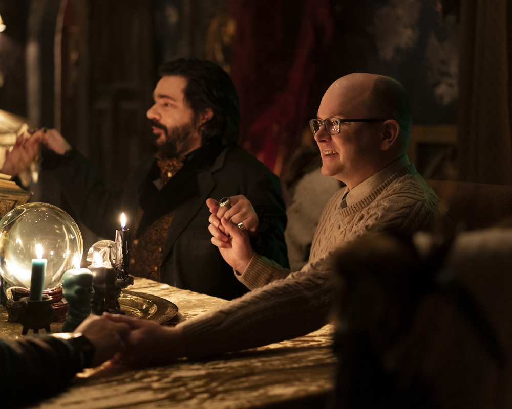 Energy Vampire Colin In What We Do In the Shadows