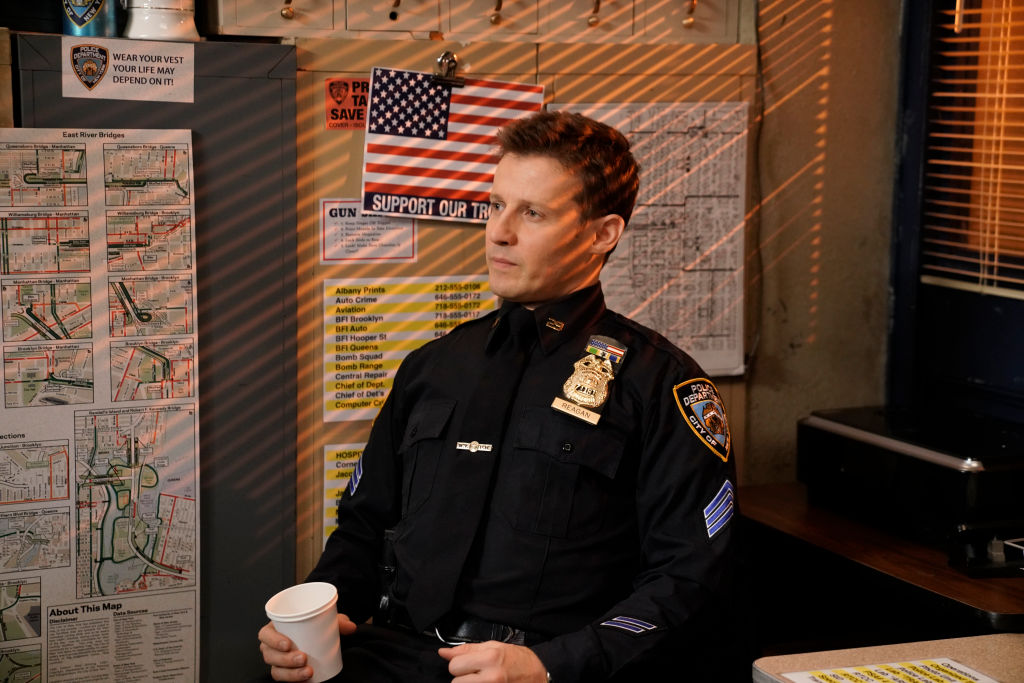 Will Estes on Blue Bloods   Patrick Harbron/CBS via Getty Images