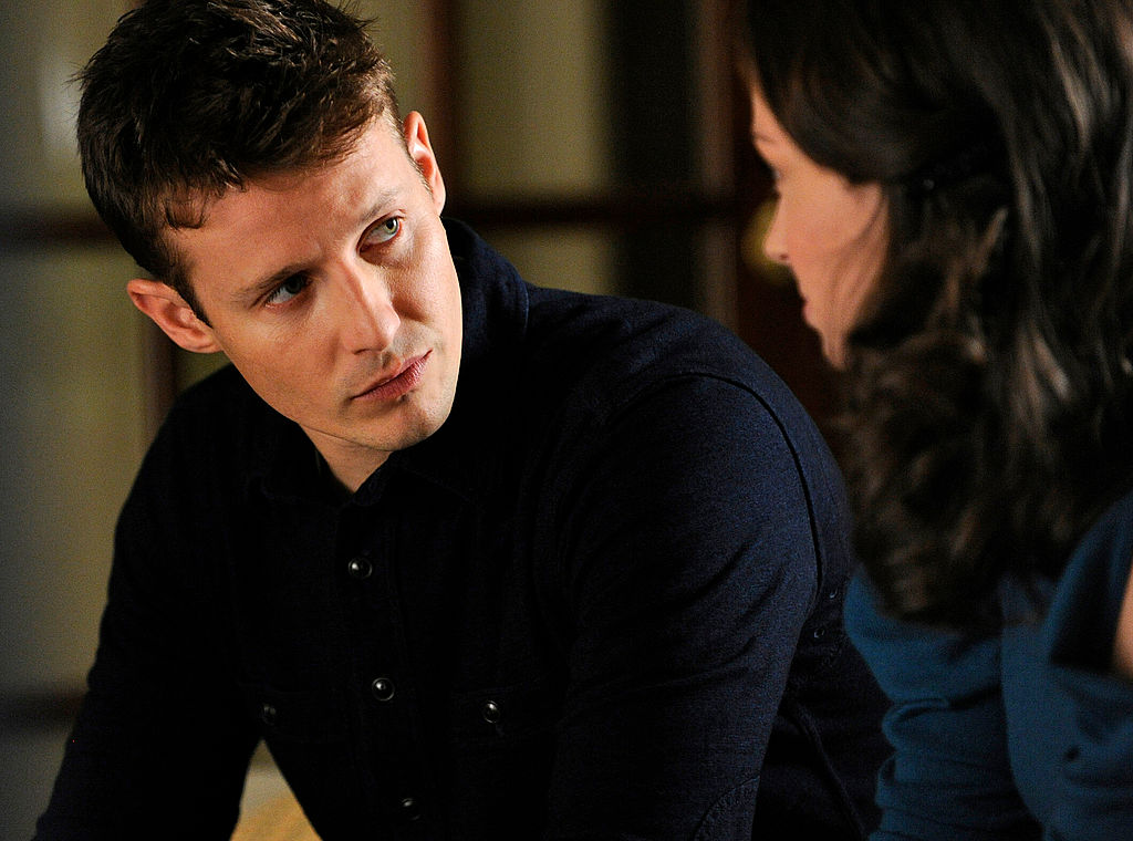 Jamie is blindsided by the breakup.    Heather Wines/CBS via Getty Images