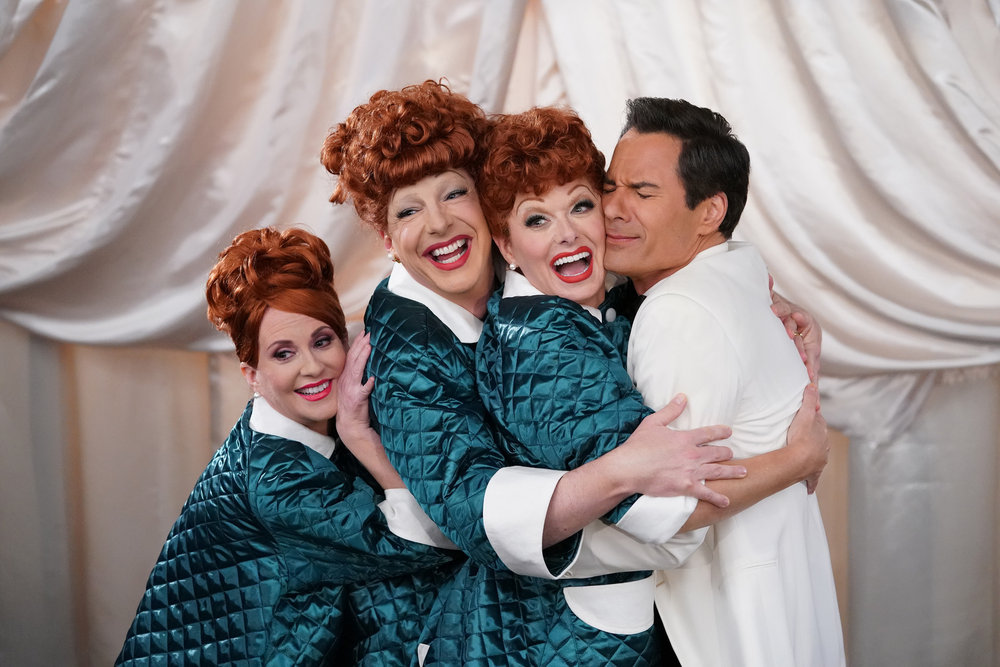 Will & Grace - I Love Lucy Tribute