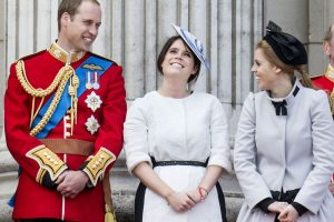 Prince William Once Terrified Beatrice and Eugenie With a Nasty Easter Prank