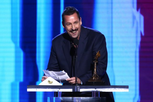 Adam Sandler Gave a $200K Gift to Each 'Grown Ups' Co-Star