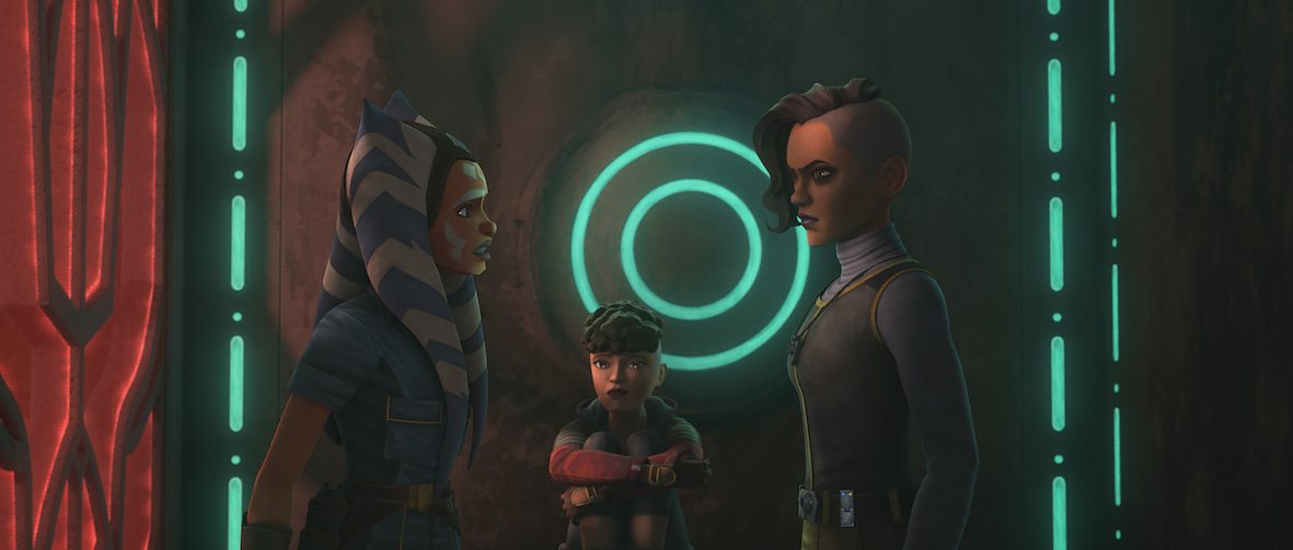 Ahsoka finds out the truth behind why Rafa and Trace Martez hate the Jedi.
