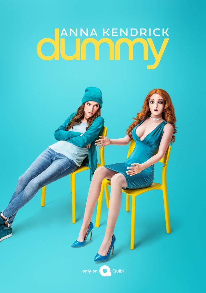Anna Kendrick in 'Dummy'