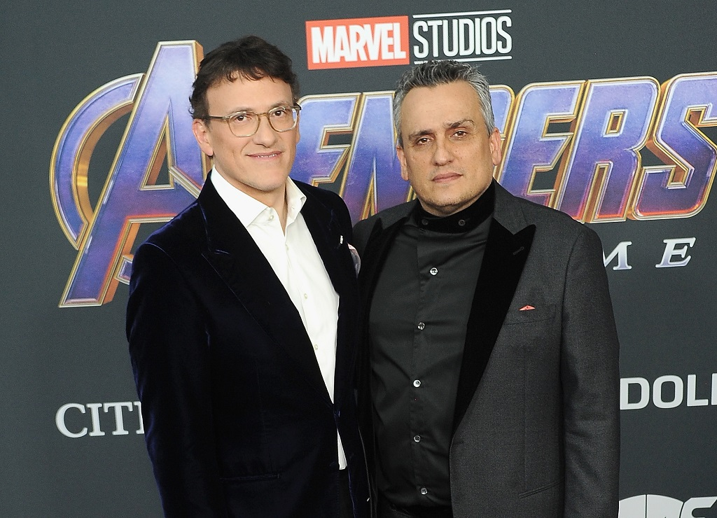 Anthony Russo and Joe Russo at the World Premiere 'Avengers: Endgame' on April 22, 2019