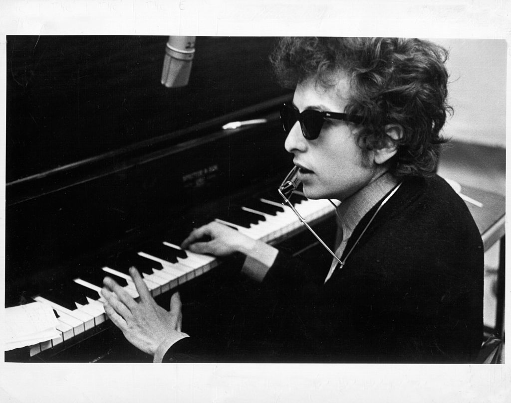 Bob Dylan Has His First No. 1 Hit On The Billboard Charts - No, Really