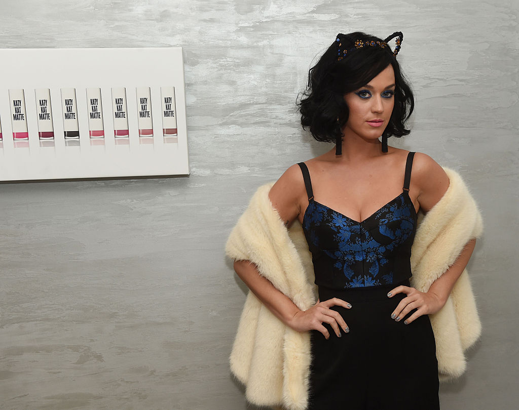 Katy Perry Says She Got Bigger Breasts Through the Power of God