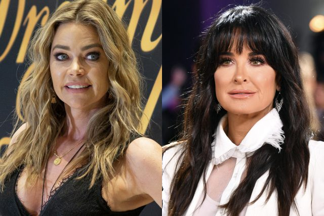 'RHOBH': Why Denise Richards 'Frustrated' Kyle Richards in Season 10