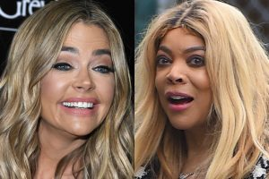 Wendy Williams Calls out Denise Richards From 'RHOBH' for 'Wanting Attention'