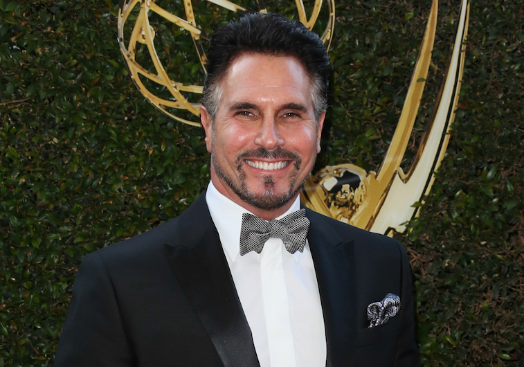 Don Diamont on the red carpet