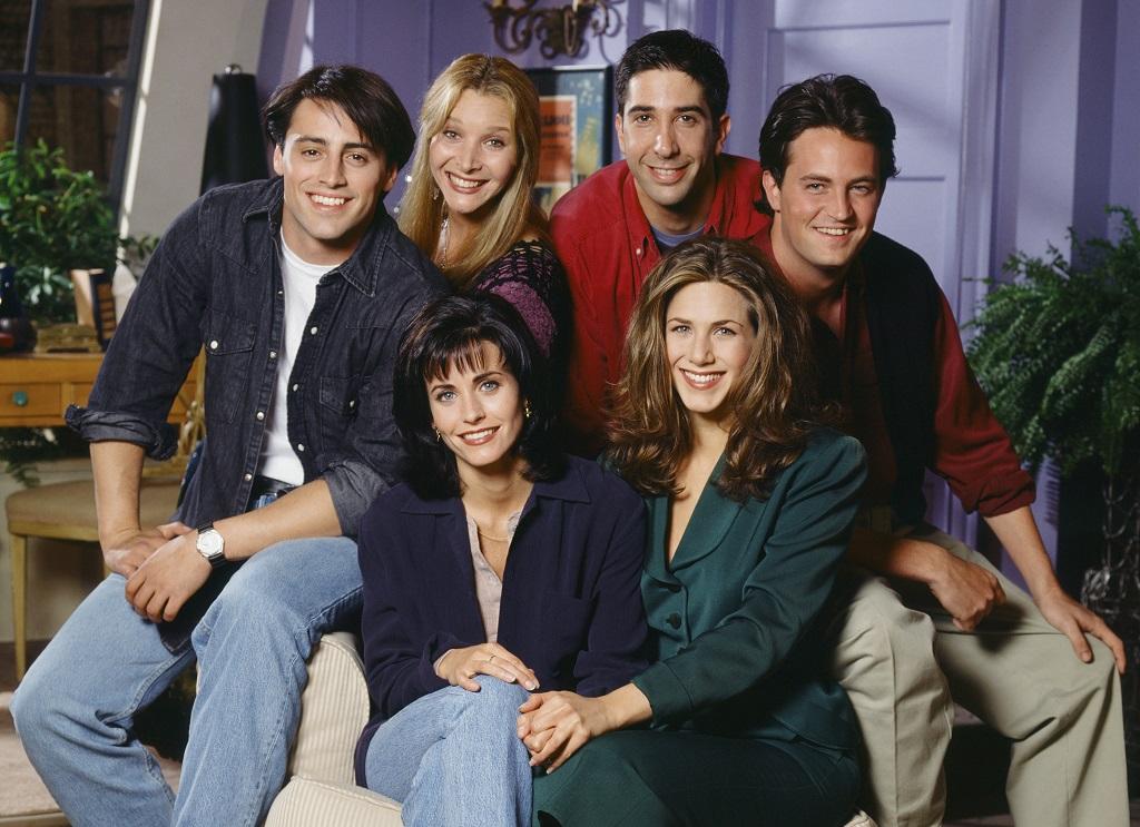 'Friends' cast (season 1)