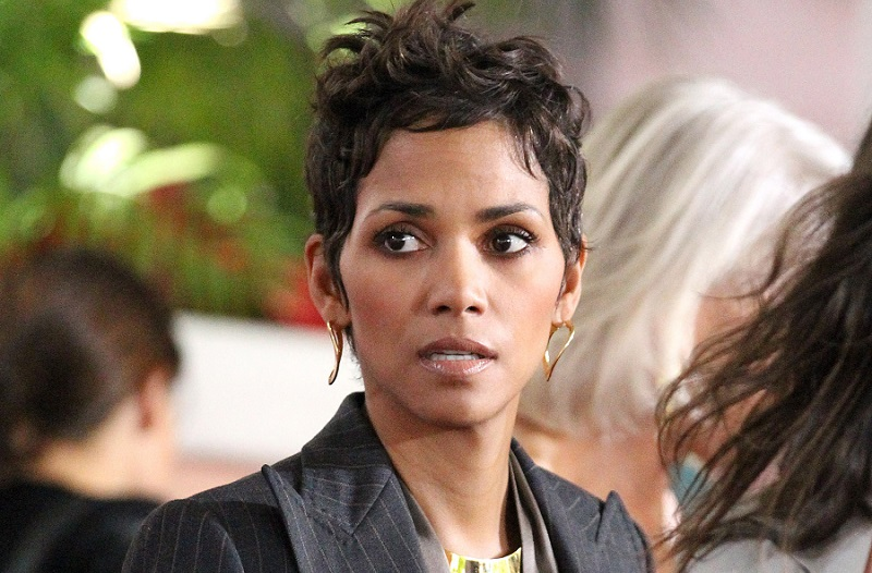 Halle Berry at an event in 2010