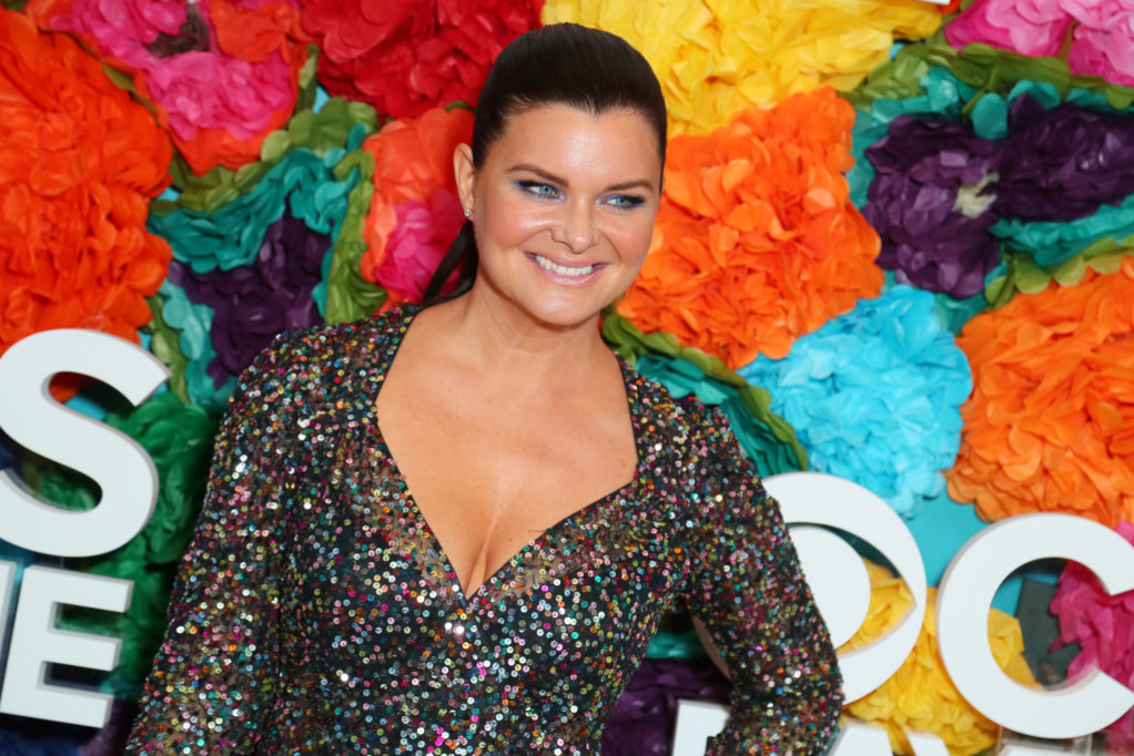 Heather Tom of 'The Bold and the Beautiful'