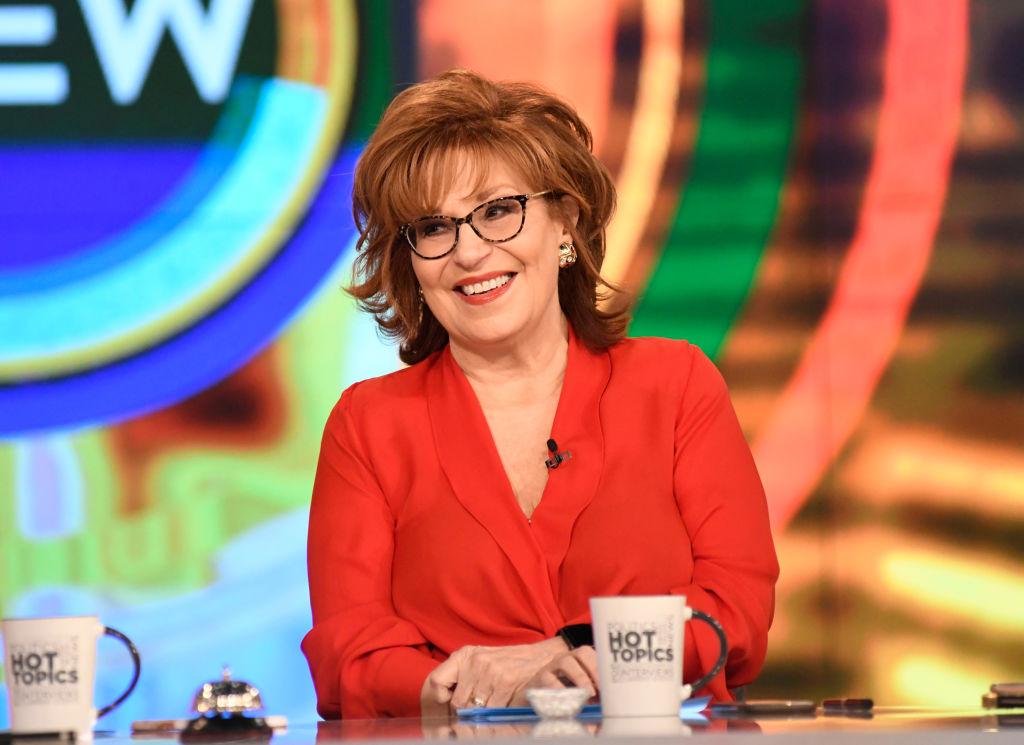 Joy Behar: Not Leaving The View, I Make Jobs At Breitbart