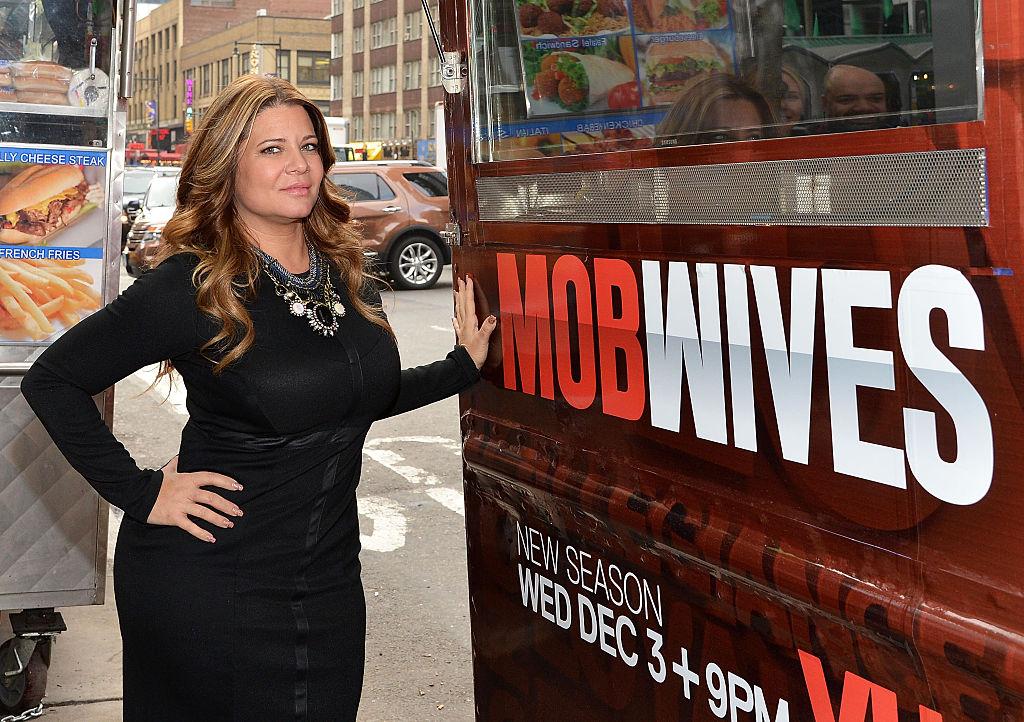 Karen Gravano 'Mob Wives' 'Families of the Mafia' lawsuit