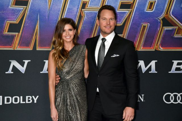 Chris Pratt's Wife Katherine Schwarzenegger Finally Watched 'Guardians of the Galaxy Vol. 2' — And He Tweeted Her Reactions