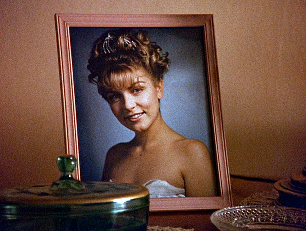 Portrait Of Laura Palmer From 'Twin Peaks'