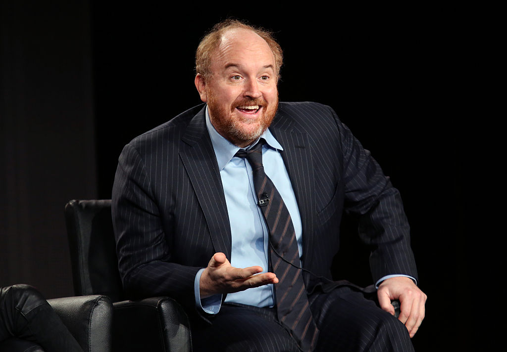 Louis C.K. Jokes About Sexual Consent in New Special