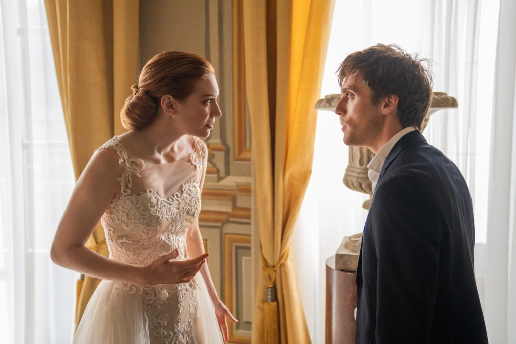 Photo of 'Love Wedding Repeat': Eleanor Tomlinson and Jack Farthing From 'Poldark' Reunite in New Netflix Rom-Com | Showbiz Cheat Sheet