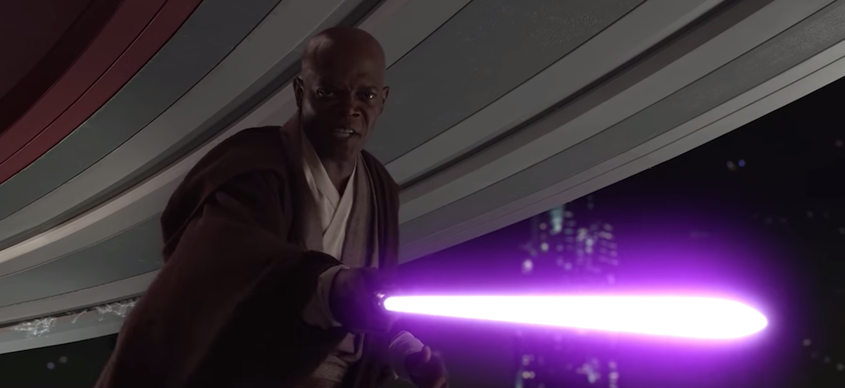 A Wild Theory Says Mace Windu Had The Same Motives As Palpatine And There Might Be Some Truth To It