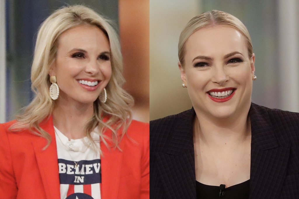 Elisabeth Hasselbeck Responds to Meghan McCain's 'Angry' Comments Criticizing Her for Saying She Was Praying Amid Coronavirus Pandemic