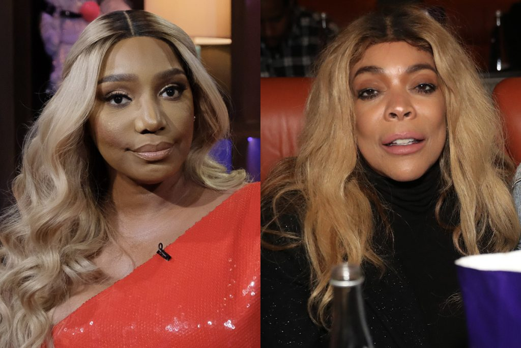 Nene Leakes and Wendy Williams