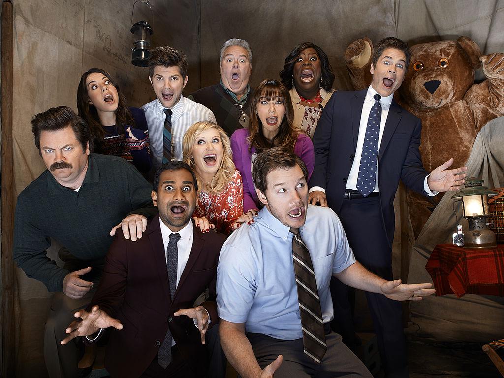 'Parks and Rec' Season 5 cast