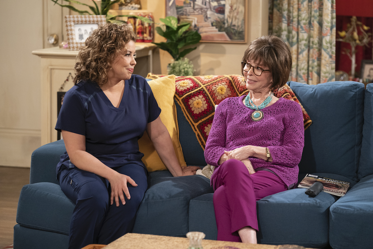 Penelope and Lydia talk it out in Episode 3, 'One Day at a Time.'